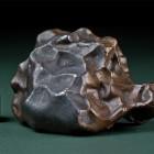 Algerian iron meteorite