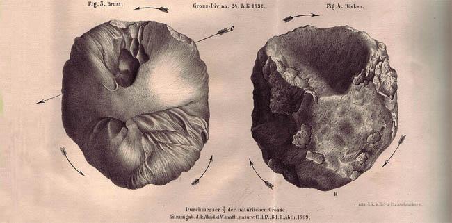 Gross Divina Meteorite 600