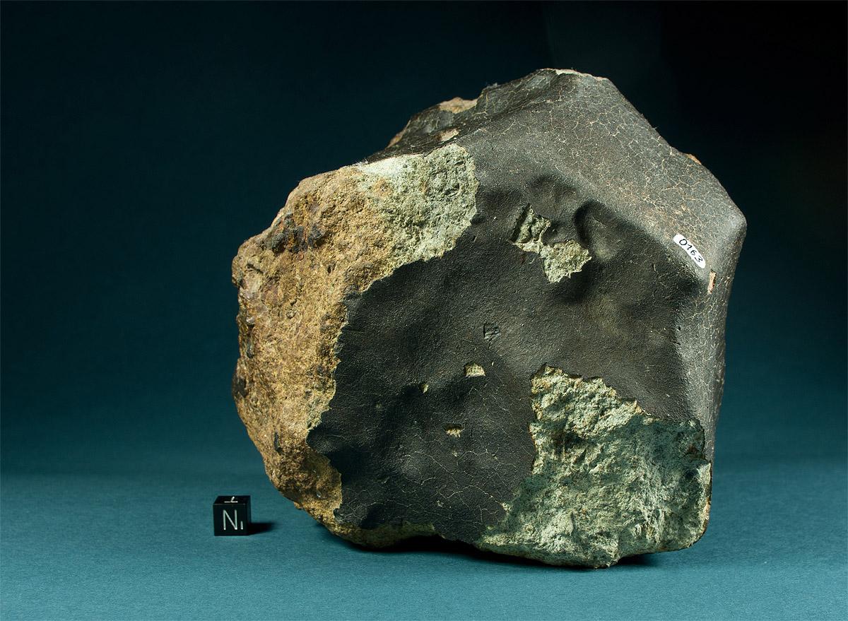 Al Mahbes Meteorite Recon