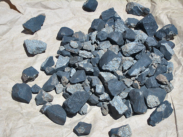 Bassikounou Meteorite
