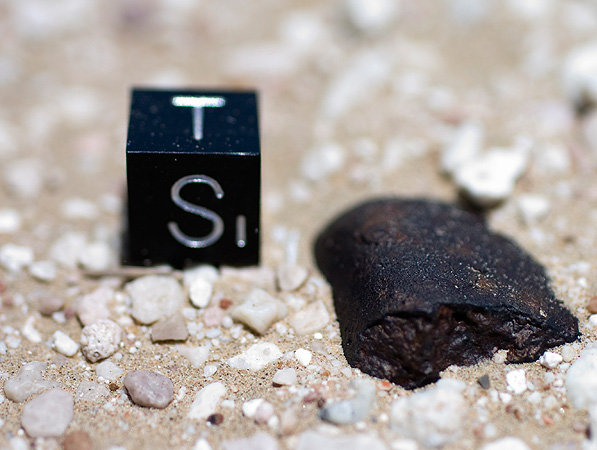 Meteorite scalecube