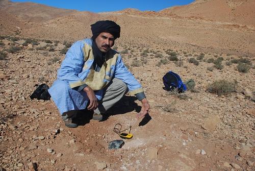 Meteorite finder