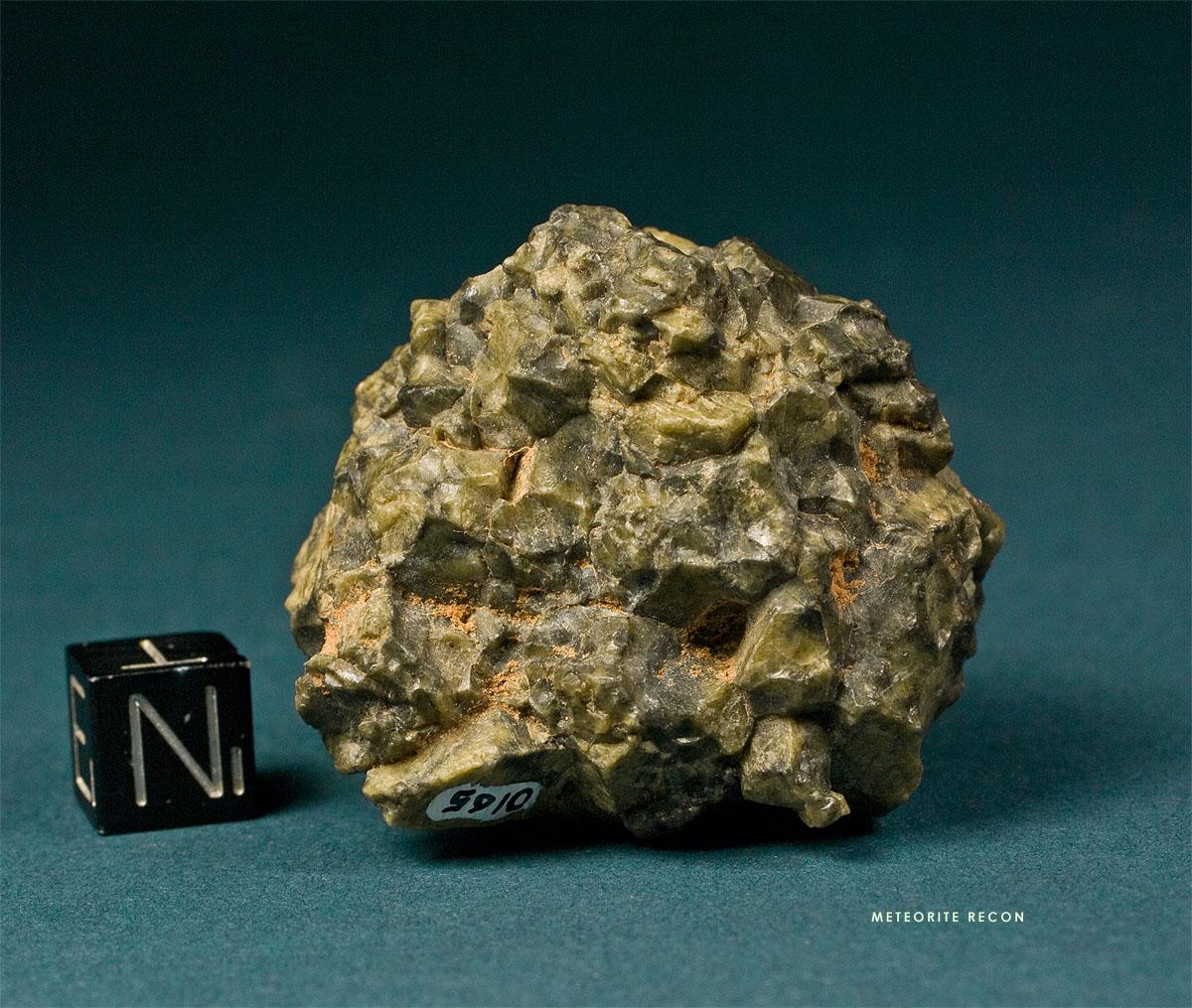 Tatahouine meteorite recon - Meteore et meteorite ...