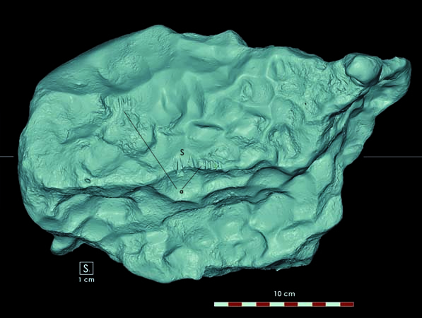 Meteorite Topographies