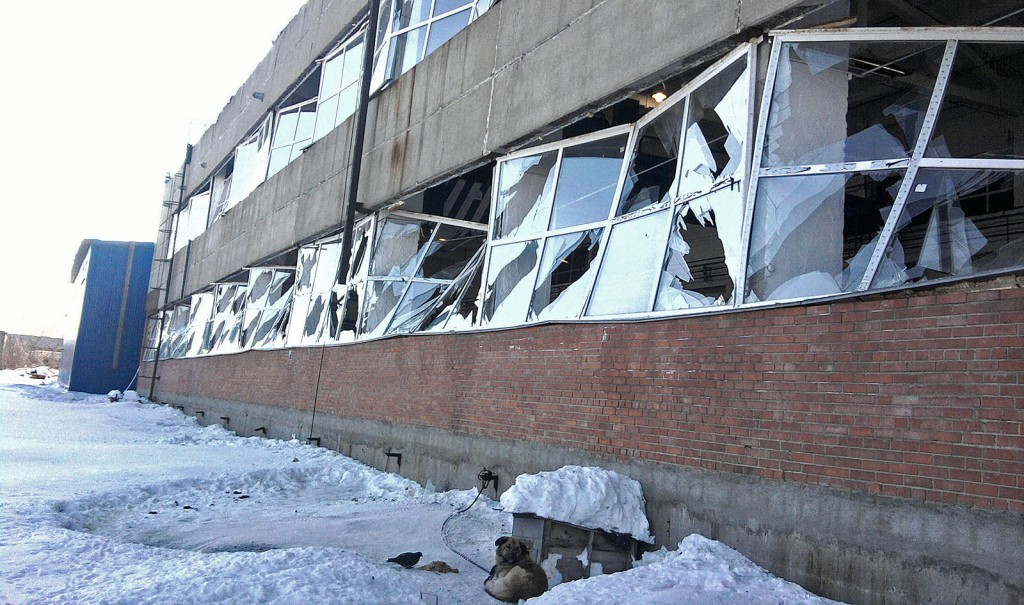 damage from asteroid in russia - photo #10