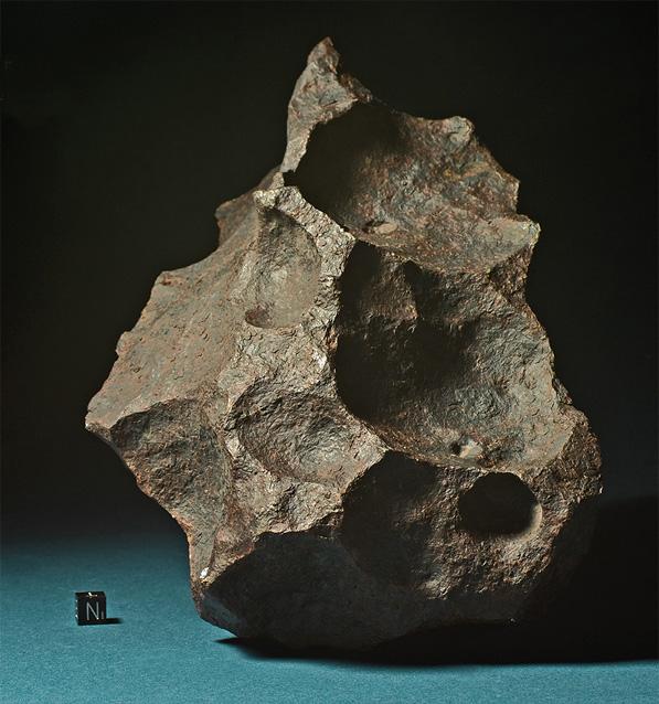 14.69 kg Gibeon meteorite