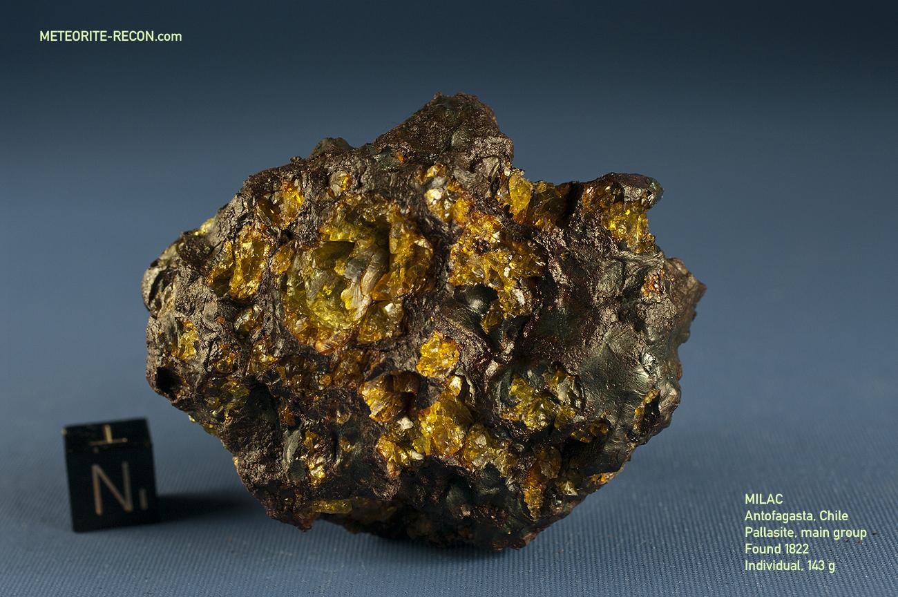 Imilac Pallasite meteorite